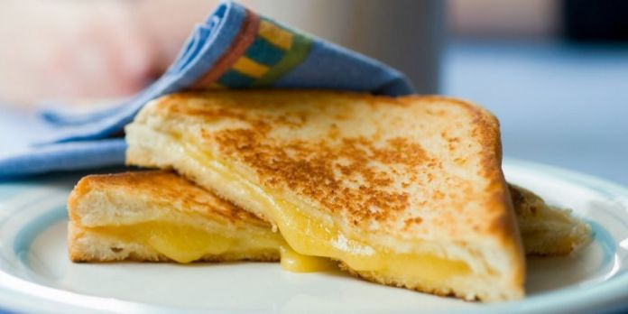 Starbucks Grilled Cheese recipe