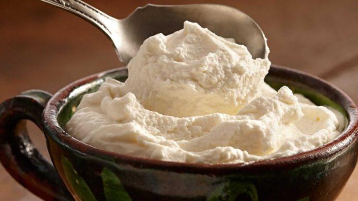 Bourbon Whipped Cream recipe