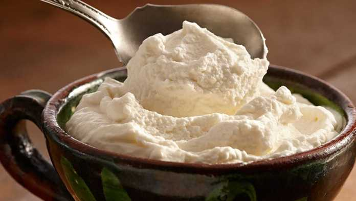 Bourbon Whipped Cream recipe