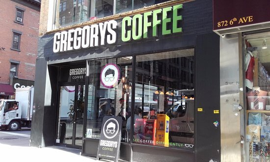 Gregory Coffee Franchise