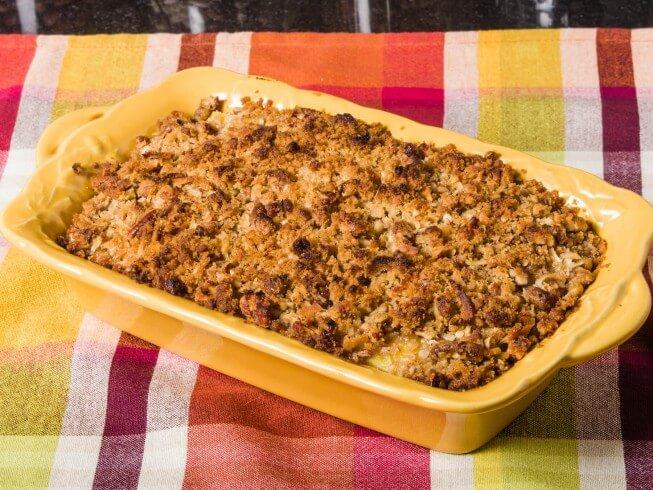 Sweet Patato Crunch recipe