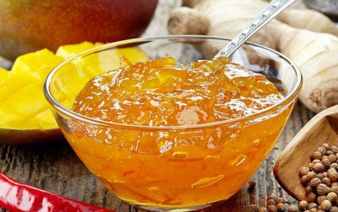 Mango Chutney Recipe