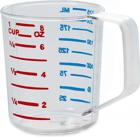 Rubbermaid Commercial Products Bouncer Measuring Cup