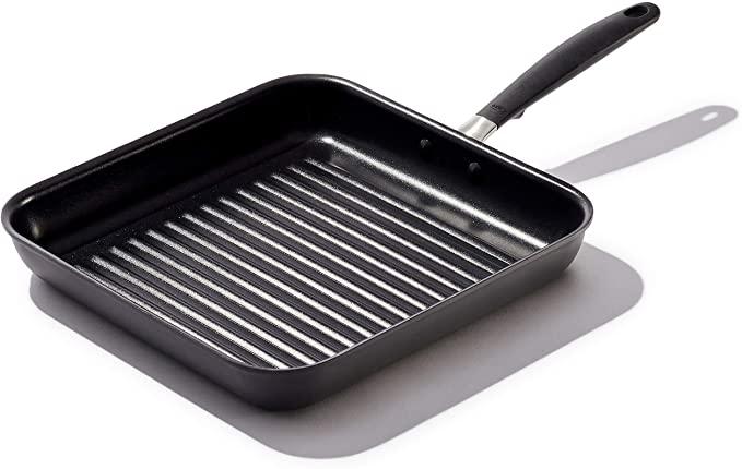 OXO Good Grips Non-Stick Black Grill Pan