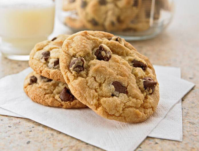 Big and Buttery Chocolate Chip Cookies recipe