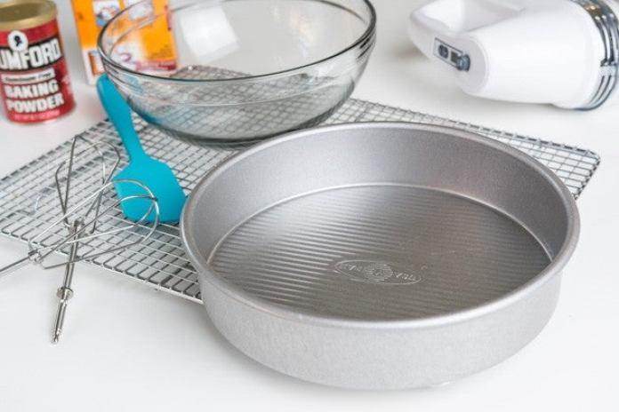 Wilton Performance Aluminum Pan 9-Inch Round Cake Pans