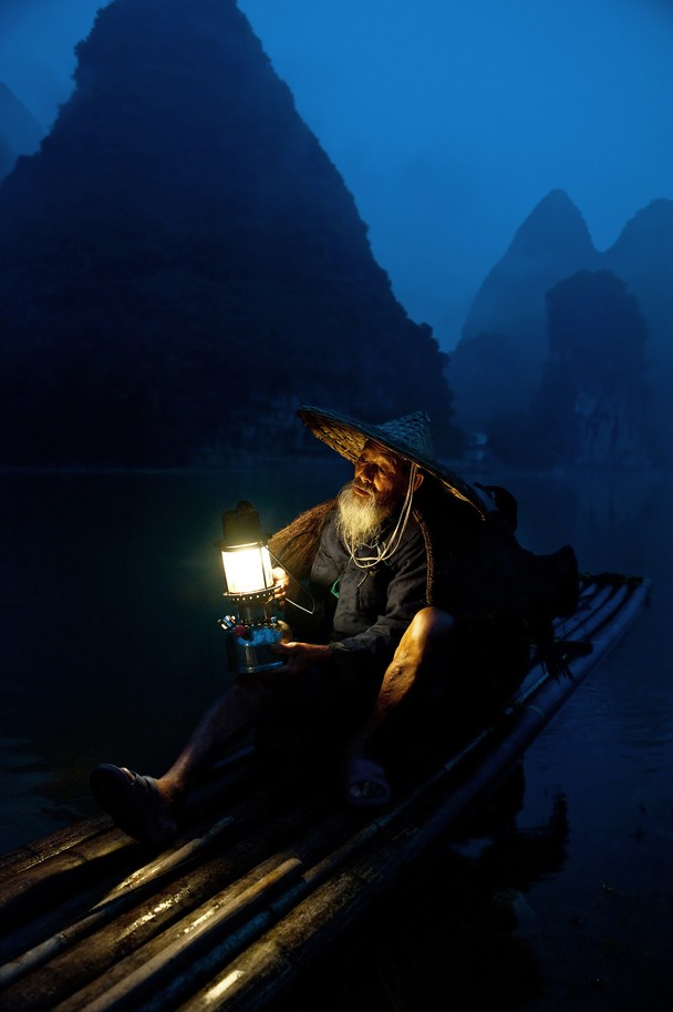 The Boatman...