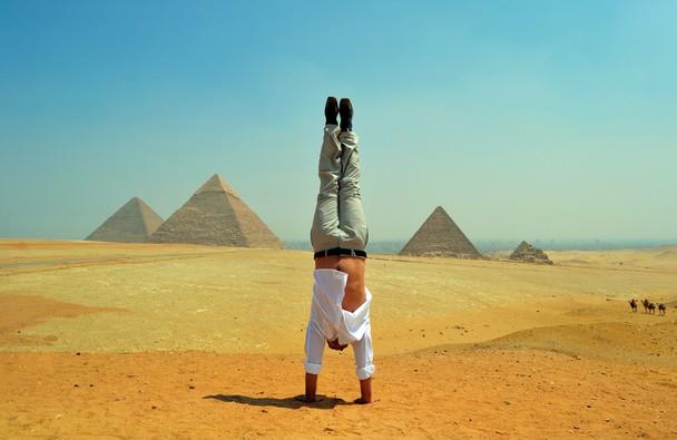 De Manos Egipto