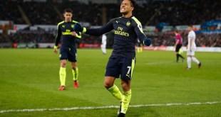 Alexis Sanchez for Arsenal