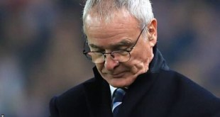 Claudio Ranieri at Leicester City