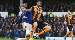 Everton v Hull City