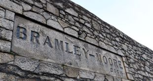 Bramley-Moor Dock in Liverpool, the home of a potential new Stadium for Everton