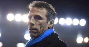 Birmingham City manager Gianfranco Zola
