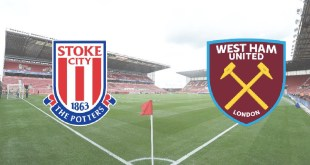 Stoke City, West Ham United
