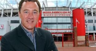 Middlesbrough Owner Steve Gibson