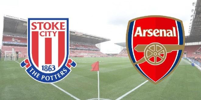 Stoke City Vs Arsenal Match Preview