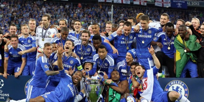 The Importance Of Chelseas Champions League Win Five Years Ago