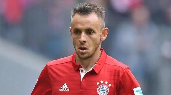 Bayern Munich defender Rainha