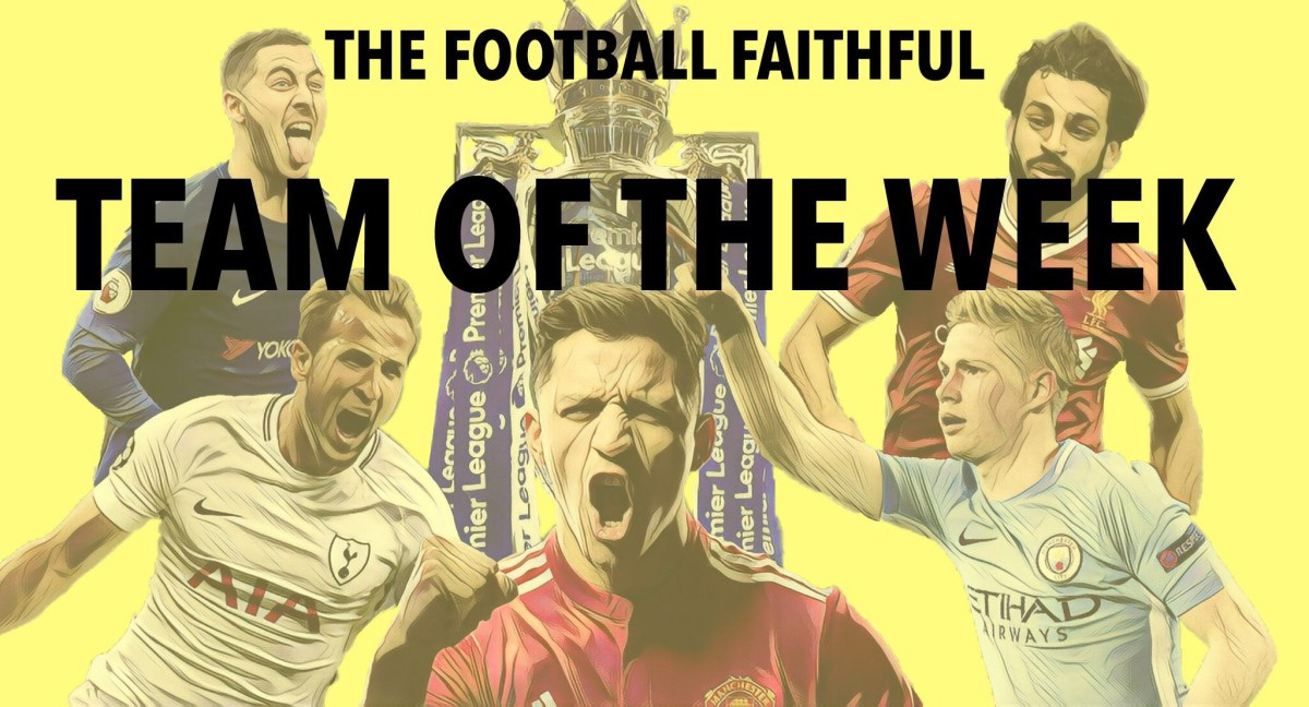 Premier League: Team of the Week