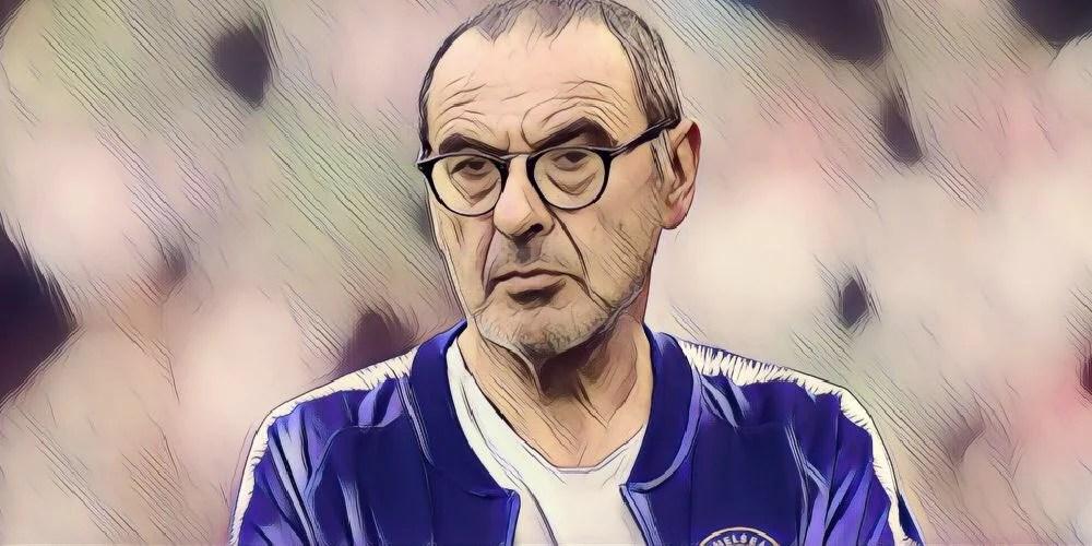 Report: Chelsea to sack Sarri during international break