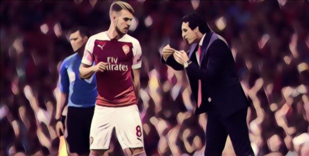 Ramsey: Arsenal are getting stronger and stronger under Emery