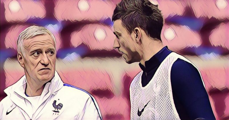 Koscielny slams Deschamps and admits he wanted France to lose