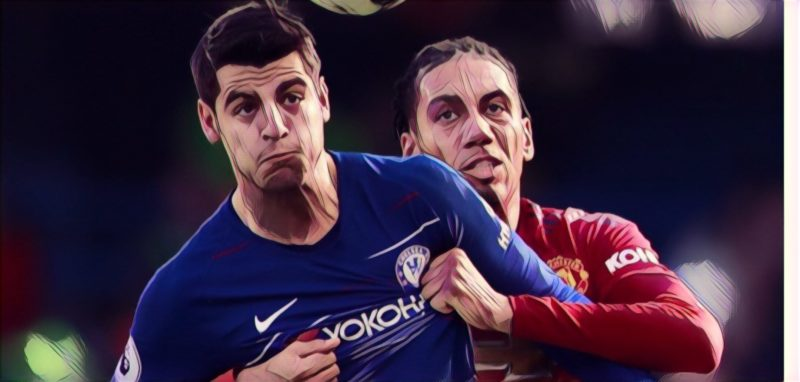 Chelsea legend Gullit: Hazard and Willian don't trust Morata