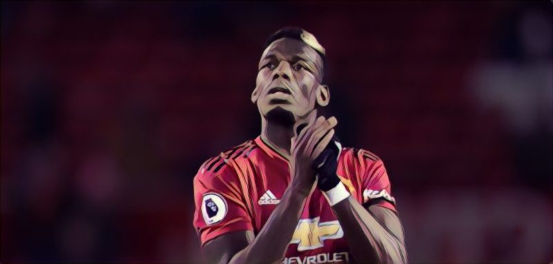 Manchester United midfielder Pogba reveals the three players he admires most