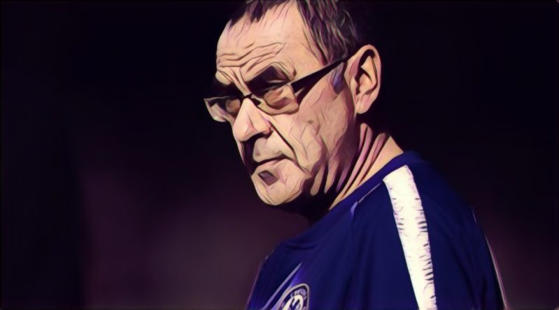 Sarri gives injury update ahead of Manchester United clash