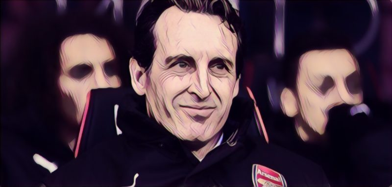 Emery reveals Arsenal are 'working' on January transfers