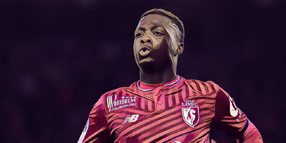 Arsenal make an approach for Lille's Nicolas Pepe