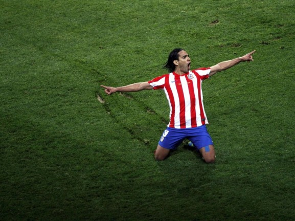 Crucial season for Radamel Falcao