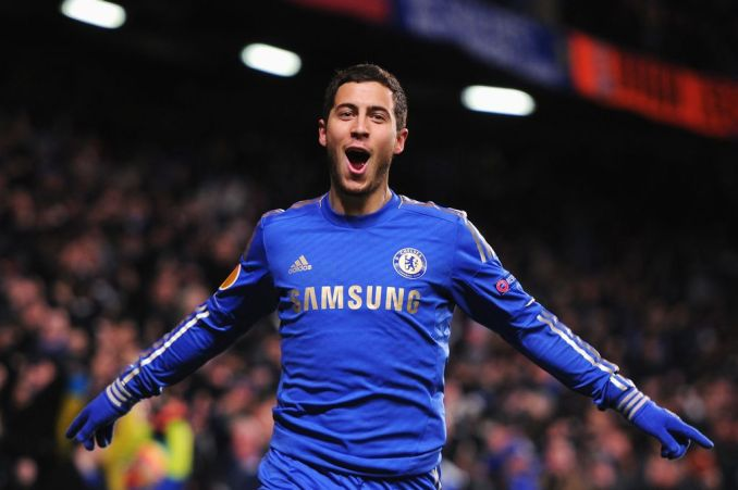 Eden-Hazard-Career-in-Pictures