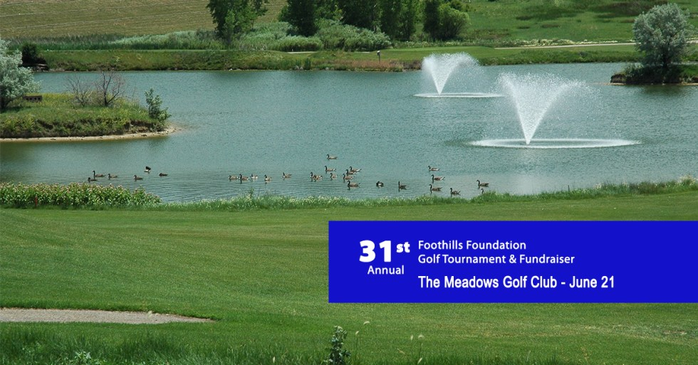 31st Annual Golf Tournament | The Foothills Foundation
