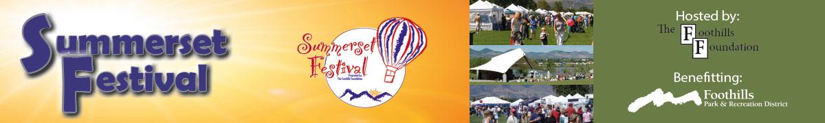 2021 Summerset Festival | The Foothills Foundation