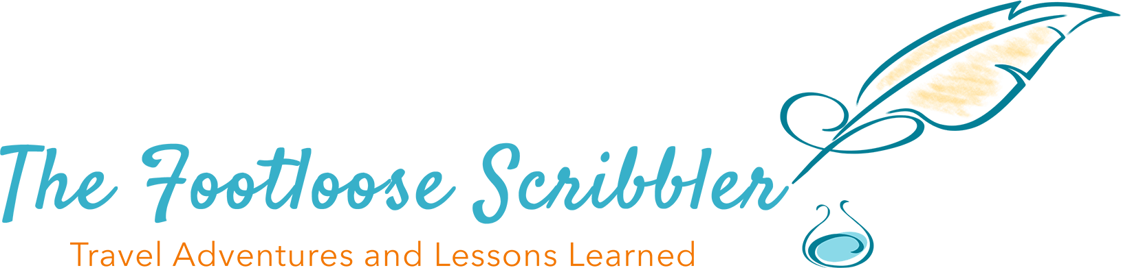 The Footloose Scribbler - Travel Adventures and Lessons Learned