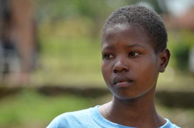 A child named Faith