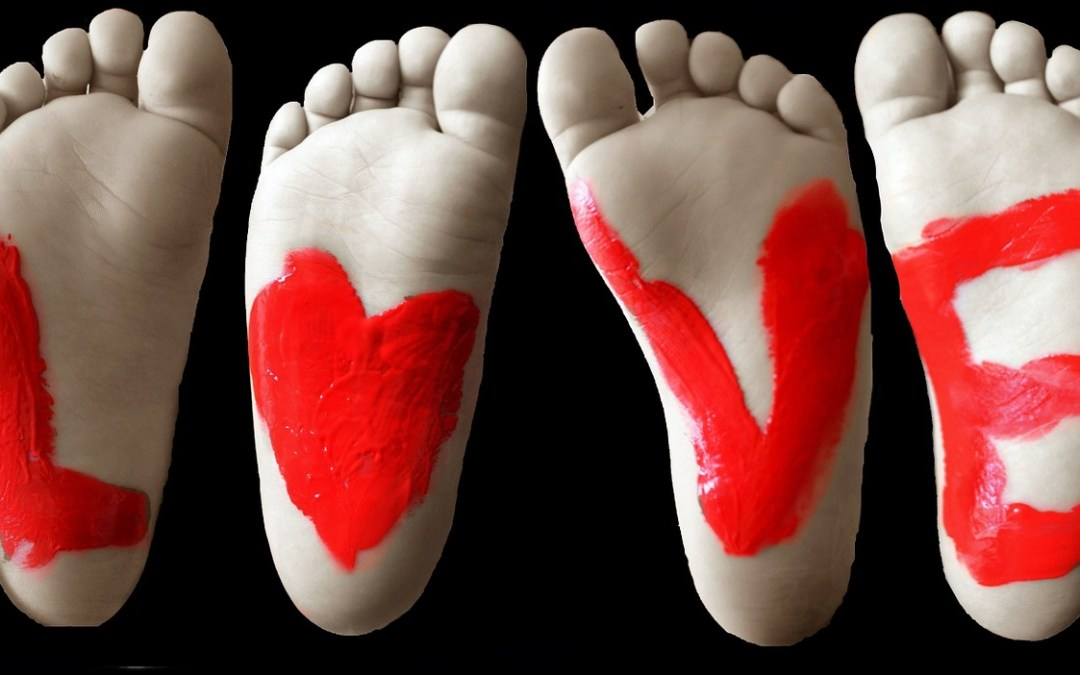 7 Ways to Love your Feet