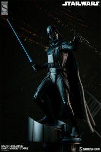 New exclusive Ralph McQuarrie Darth Vader figure statue ...