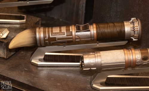 small resolution of galaxys edge star wars celebration chicago lightsabers 04