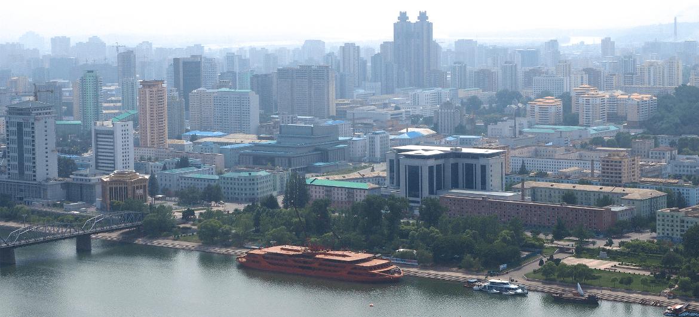 North Korea Underground Trade Networks