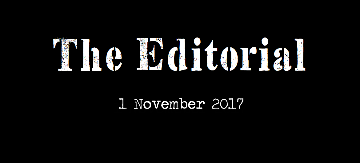 The Foreign Analyst Editorial