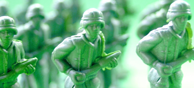 Russia's Little Green Men