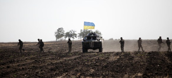 Ukraine CT operation