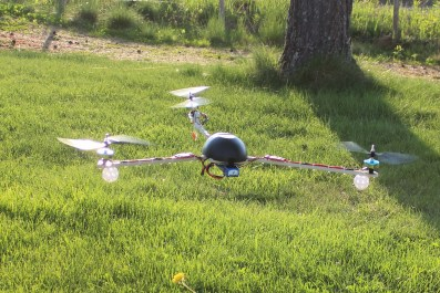 UAVs terrorism