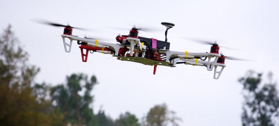 Hexacopter UAVs terrorism