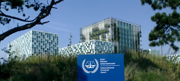 International Criminal Court, ICC, The Hague
