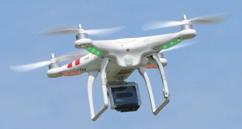 Quadcopter UAVs terrorism