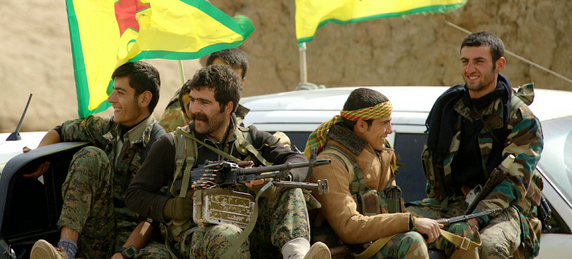 Turkey's Intervention in Kurdish Territories: The Backlash of the War on Terror - The Foreign Analyst