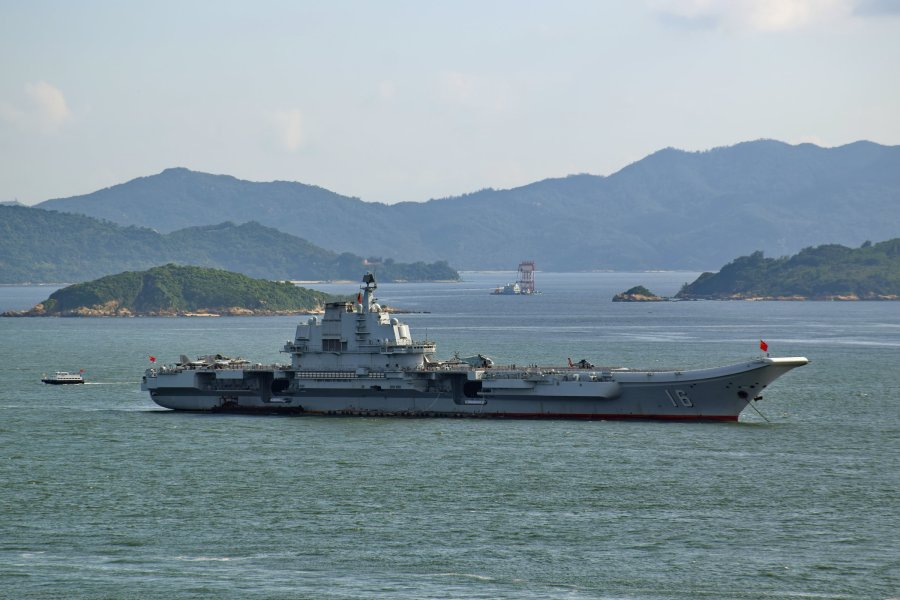 Liaoning Aircraft Carrier - The Foreign Analyst